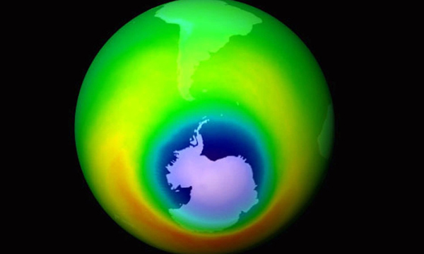 Global efforts on ozone help reverse southern jet stream damage